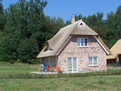 Ferienhaus Reetdach