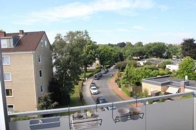 Gepflegte 2,5 Zimmer ETW mit Balkon, vermietet