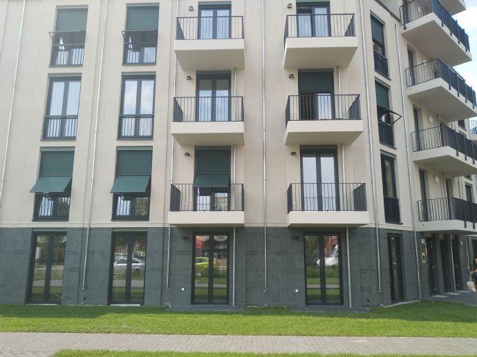 Rummelsburg von seiner schönsten Seite! 2-Zimmer-Wohnung mit Balkon!