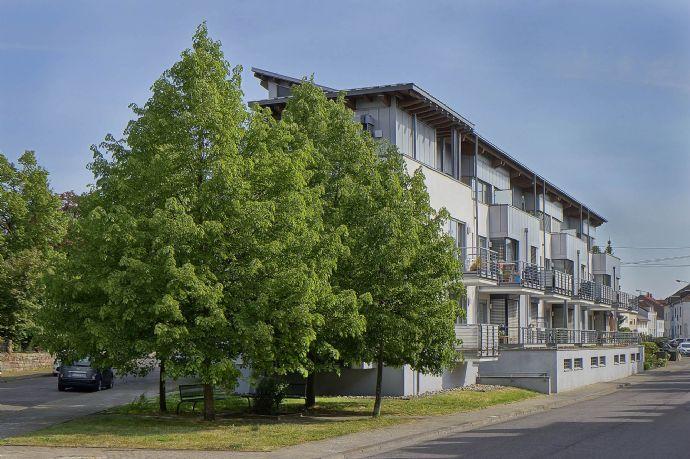 Wohnung mit Dachterrasse in Saarlouis-Fraulautern