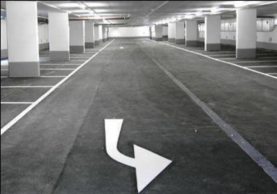 Oberhausen Garage, Oberhausen Stellplatz