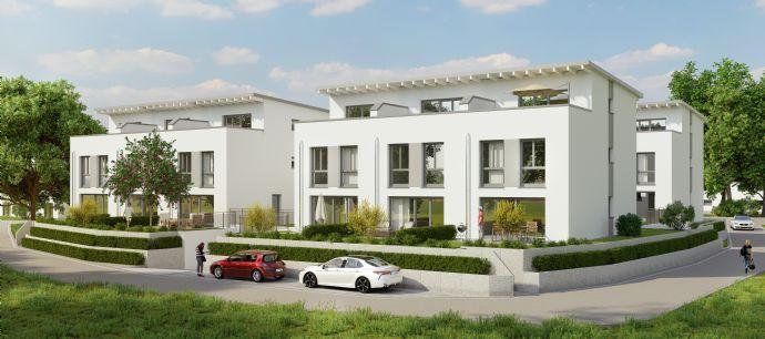 Neubauprojekt: Moderne Reihenhäuser in Umkirch bei Freiburg