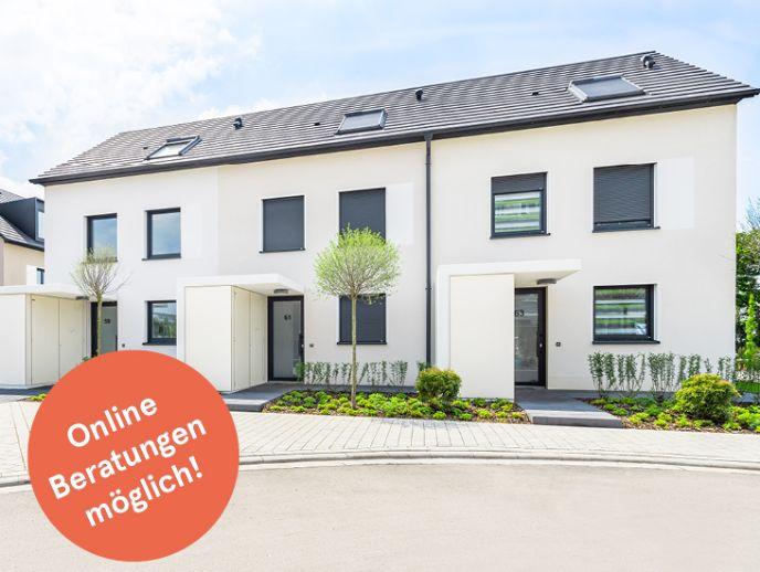120m² Wohntraum in Emmerich - Reihenmittelhaus ***schlüsselfertig*** inkl. Stellplatz Grundstück und Erschließung
