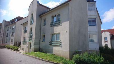 geringe Nebenkosten in Singlewohnung mit Balkon