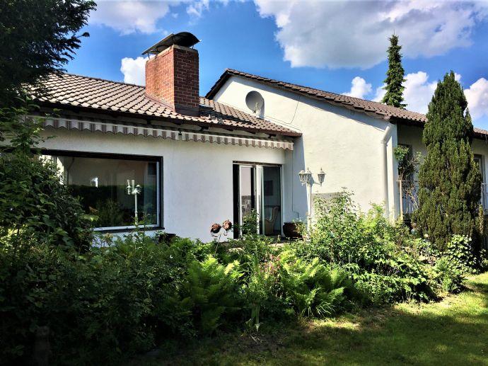 Etwas Besonderes - Architektenhaus (Bungalow) in sehr guter Lage in Töging