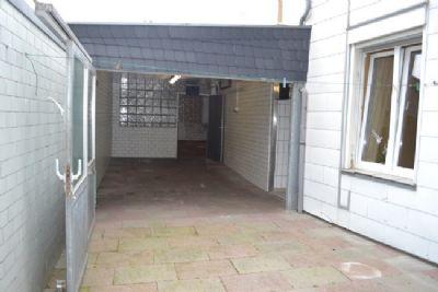 Innenhof - Zugang Nebengebäude