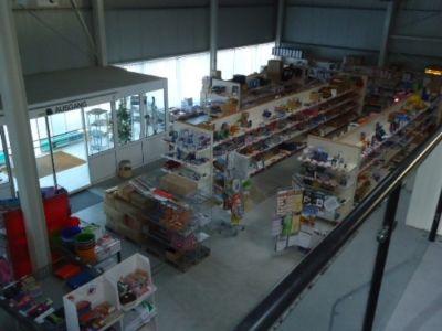 Ansicht aus der 2. Etage