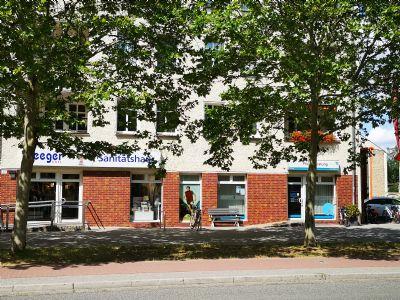 Oranienburg Ladenlokale, Ladenflächen