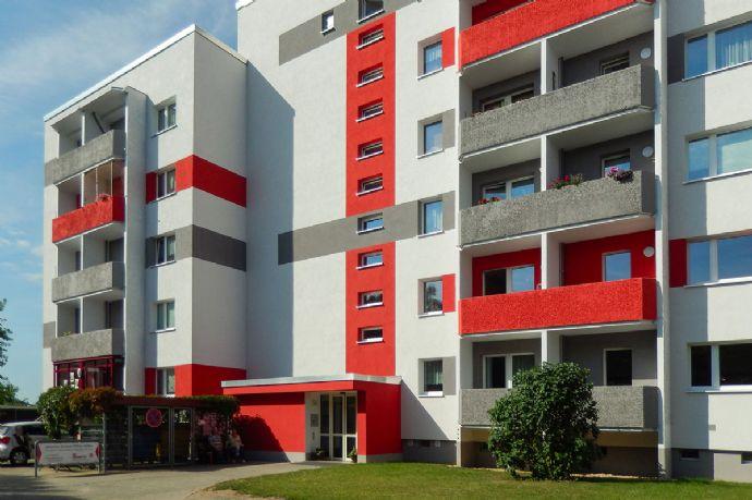 Barrierearme 1-Raum-Wohnung im Betreuten Wohnen (Johanniter-Zentrum)