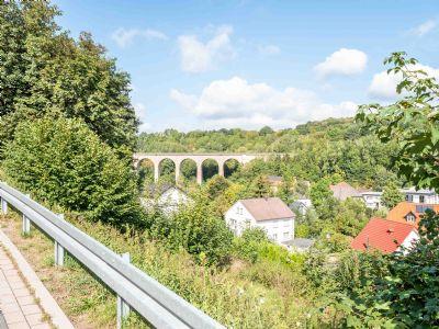 Baugrund in idyllischer Lage! mit Blick auf das Viadukt von Altenbeken