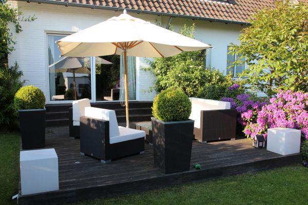 Exklusive Wohnung mit Garten am Westerberg