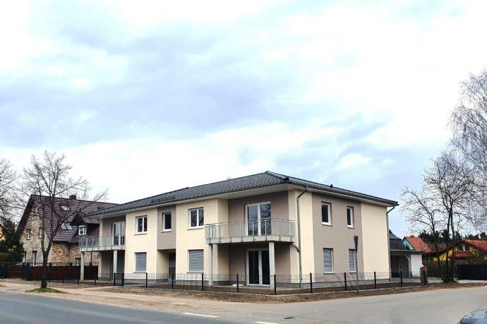 3-Zimmer Wohnung mit Gartenanteil in Hönow
