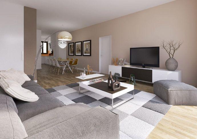 NEUBAU!!! 3-ZKB-NB-Wohnung in schöner Wohnlage im Luftkurort Mettlach-Orscholz