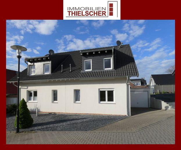Rechte Doppelhaushälfte mit Garage und Garten *Provisionsfrei*