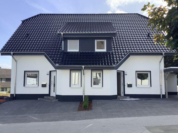 Hochwertige & Exclusive Doppelhaushälfte als Neubau