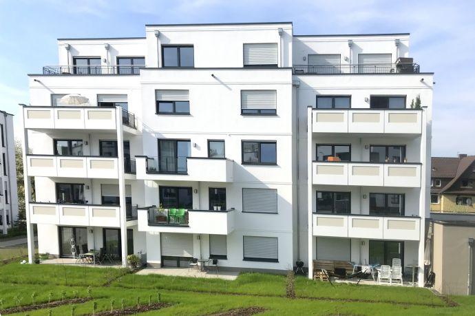 Wohnen im Herzen Gießens - Moderne 3-Zimmer-Wohnung