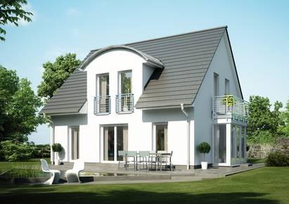 Grundstück und Haus in Nossen inkl. Fußbodenheizung, Luftwärmepumpe und elektrischen Rolläden