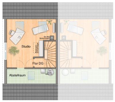 Dachgeschoss-Variante