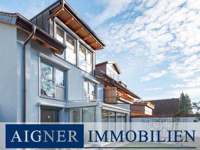 AIGNER - Moderne und lichtdurchflutete Doppelhaushälfte