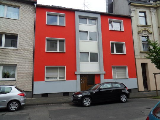freie Single-Wohnung im Erdgeschoss
