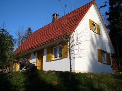 Alleinstehendes Ferienhaus Schwarzwald am Nationalpark, Internet, Hunde möglich