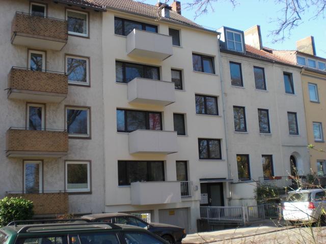 Für Kapitalanleger: vermietete 1-Zimmer-Wohnung in der Neustadt