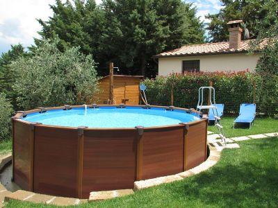 Ferienhaus auf dem Land bei Roccastrada