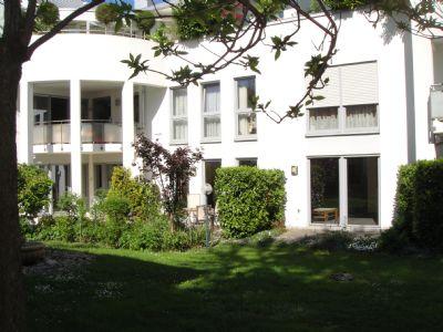 Blick auf Ihre Terrasse (rechts)