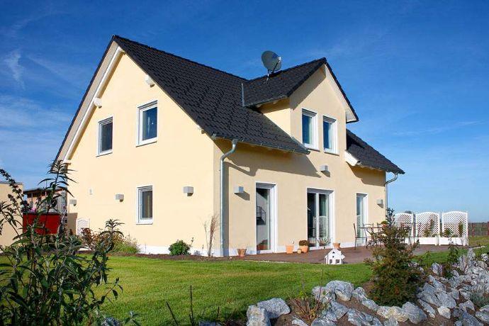 Massivbau! Komplettpreis inkl. Grundstück in Rosna, Baunebenkosten und Hausanschlussgebühren!