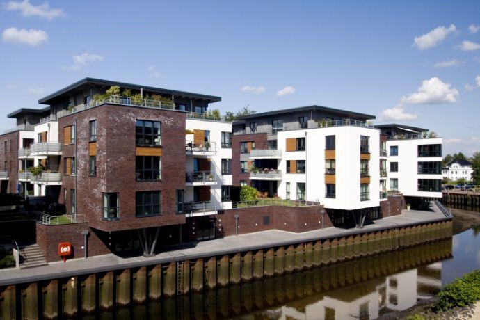 2-Zimmer-Wohnung am Buxtehuder Hafen zu vermieten