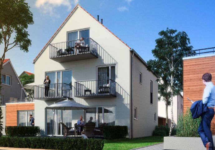 Stadthaus Wohnung Nr. 19 - 82,06 qm