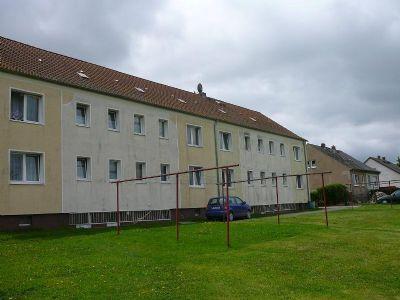 Das Wohnhaus - Hofseite