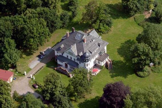 Wohnung im Schloss Rosenthal
