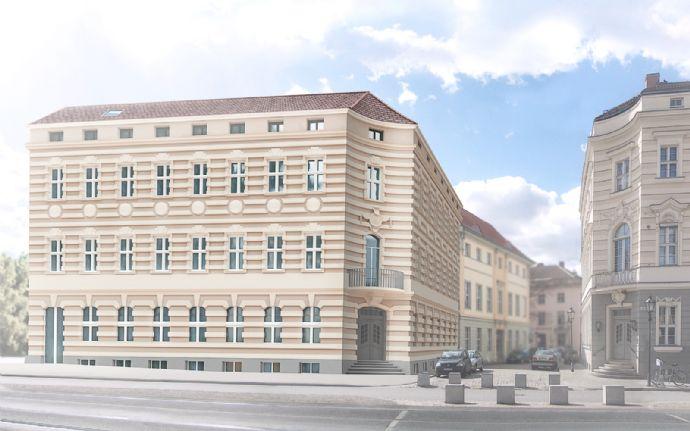 Wohnen im Musikerhaus Potsdam
