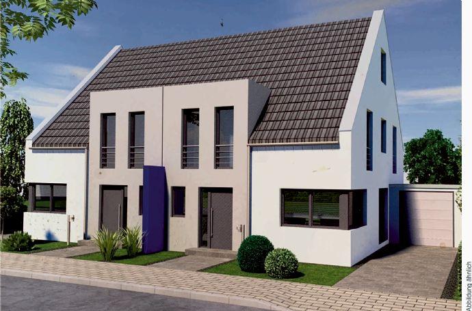 Neubau Doppelhaushälfte in Wanheimerort zu vermieten