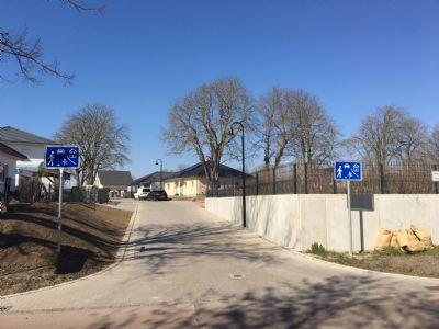 """Baugebiet """"Kanzlerstraße"""" in Bernburg, nur noch 3 Grundstücke verfügbar"""