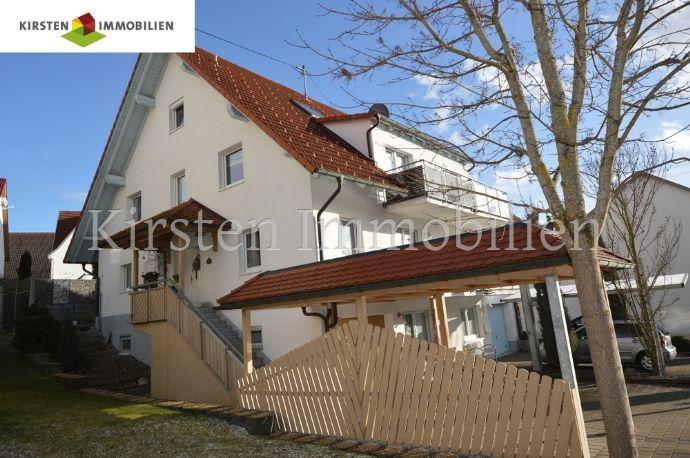 In bester Lage von Schömberg-Schörzingen! Exklusive lichtdurchflutete Doppelhaushälfte Bj. 2000!