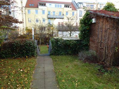 Gartenhäuschen Beispielbild vom Reihenhaus C