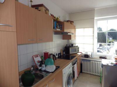 Küche einer Wohnung im 1.OG
