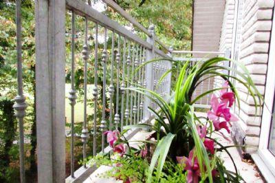 Balkon Obergschoß