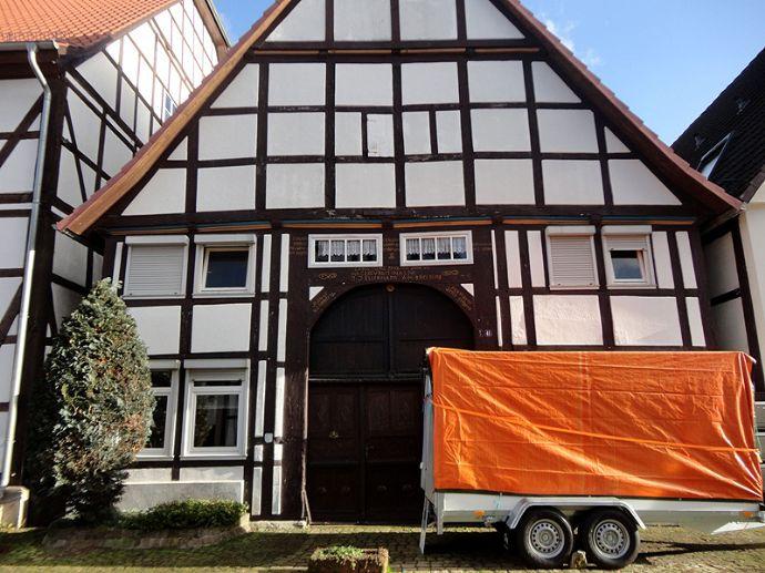 Fachwerkhaus direkt am Marktplatz !