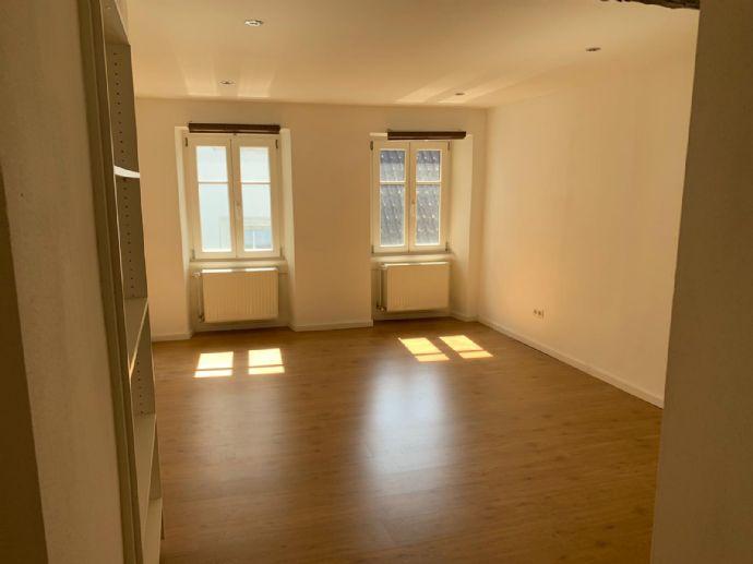 SB- St.Johanner Markt gepflegte 3 ZKB Wohnung mit Terrasse