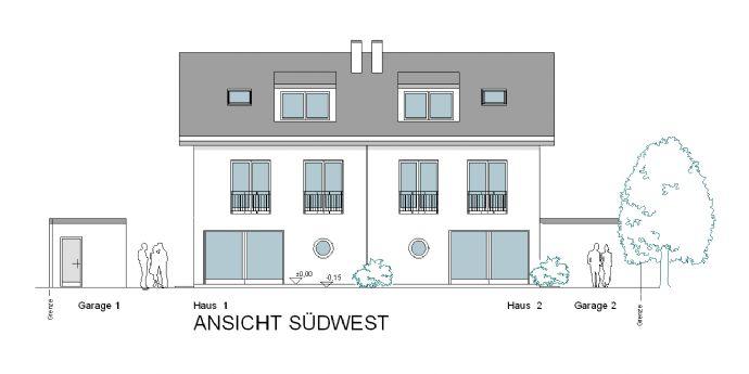 Elegantes Familien-Doppelhaus in sehr guter Wohnlage von Pöcking!