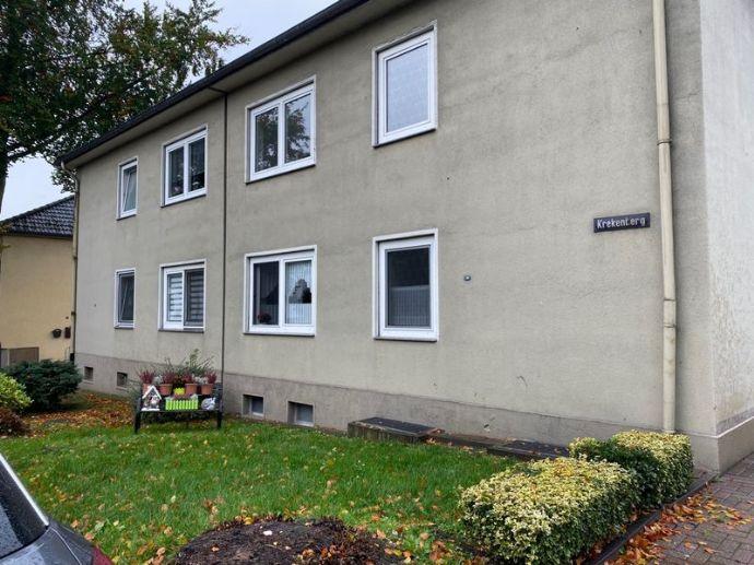 4 kleine MFH`s  mit insgesamt 8 Wohnungen in Essen