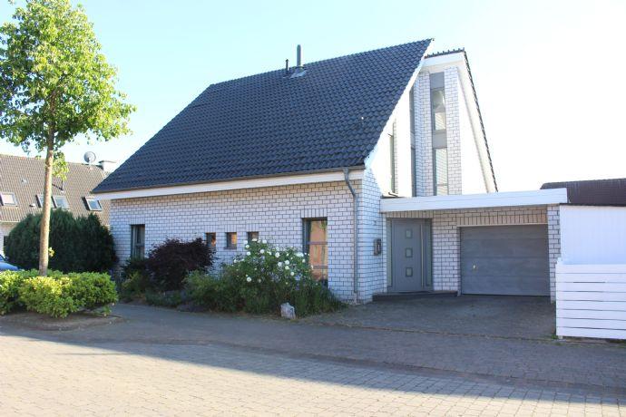VILLA â Traumhaftes Einfamilienhaus mit besonderer Architektur in Olfen