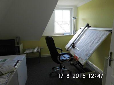 Büroraum/Kinderzimmer im Dachgeschoss