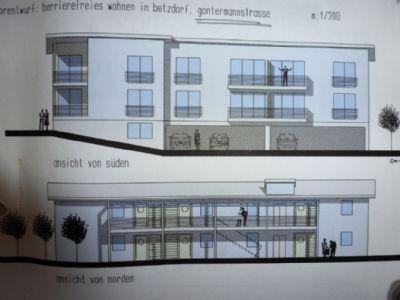 So könnte der Neubau aussehen