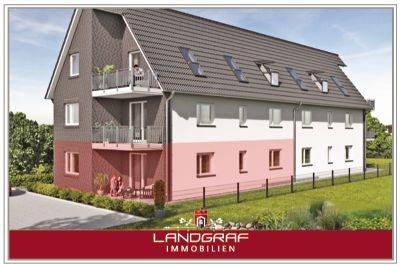 Moderne & barrierefreie Neubau-ERDGESCHOSSWOHNUNG, zentrumsnah in Wildeshausen!