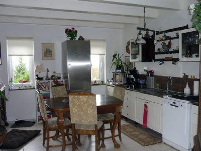 Erdgeschoss Essen mit offener Küche