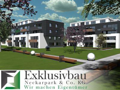 lifestyle ii wohnen im neckarpark kfw effizienzhaus 55. Black Bedroom Furniture Sets. Home Design Ideas